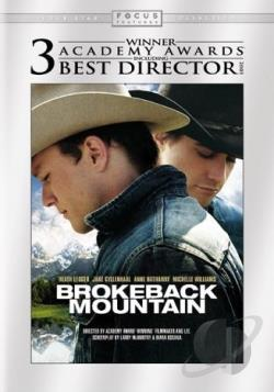 Brokeback Mountain DVD Cover Art