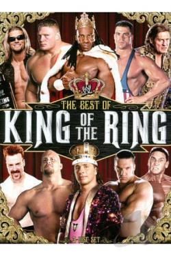 WWE: The Best of King of the Ring DVD Cover Art