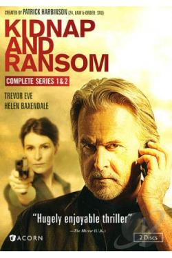 Kidnap and Ransom - Complete Series 1 & 2 DVD Cover Art