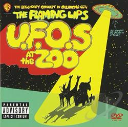 U.F.O's At The Zoo-The Legendary Concert DVD Cover Art