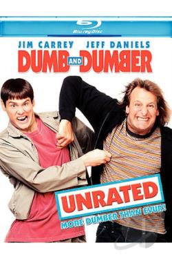 Dumb and Dumber BRAY Cover Art