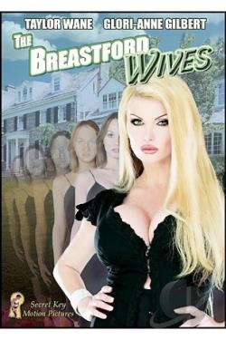 Breastford Wives DVD Cover Art