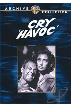 Cry Havoc DVD Cover Art