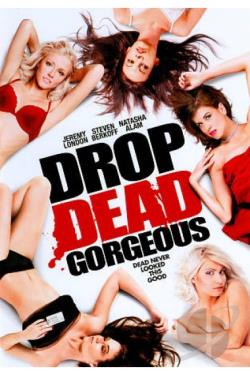 Drop Dead Gorgeous DVD Cover Art