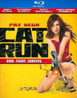 Cat Run BRAY Cover Art