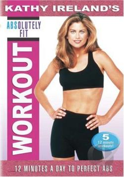 Kathy Ireland's Absolutely Fit DVD Cover Art