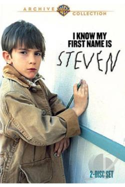 I Know My First Name Is Steven DVD Cover Art