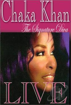 Chaka Khan - The Signature Diva DVD Cover Art