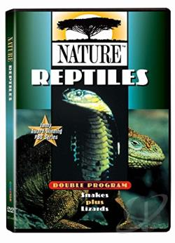 Nature - Reptiles: Snakes and Lizards DVD Cover Art