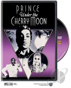 Under the Cherry Moon DVD Cover Art
