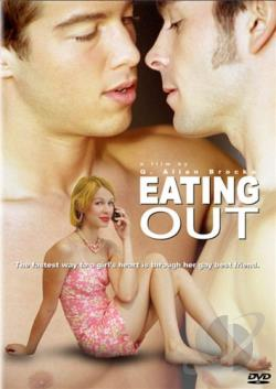 Eating Out DVD Cover Art