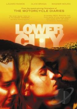 Lower City DVD Cover Art