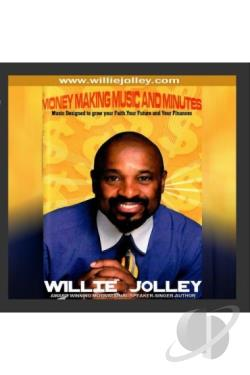 Jolley, Willie - Money Makingmusic And Minutes: Jewel Case DVD Cover Art