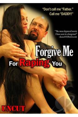 Forgive Me for Raping You DVD Cover Art