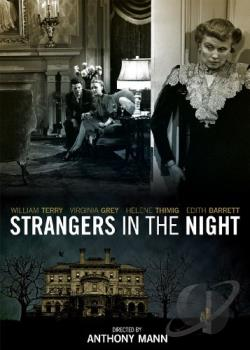 Strangers in the Night DVD Cover Art
