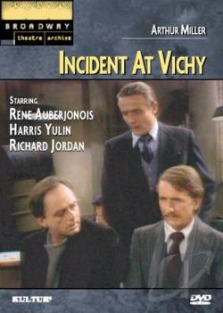 Incident At Vichy DVD Cover Art