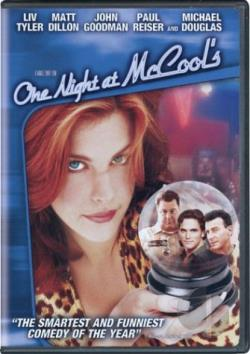One Night at McCool's DVD Cover Art