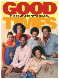 Good Times - The Complete Fifth Season DVD Cover Art