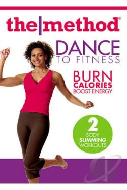 Dance To Fitness DVD Cover Art