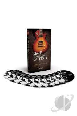 Gibsons Learn & Master-Guitar Bonus Workshops DVD Cover Art