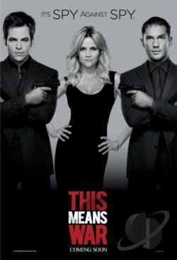 This Means War DVD Cover Art