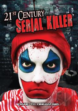 21st Century Serial Killer DVD Cover Art