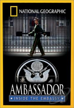 National Geographic - Inside the Embassy DVD Cover Art