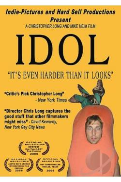 Idol DVD Cover Art