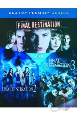 Final Destination - Vol. 1 - 3 BRAY Cover Art