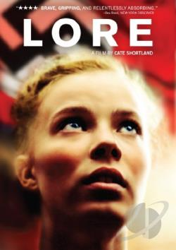 Lore DVD Cover Art