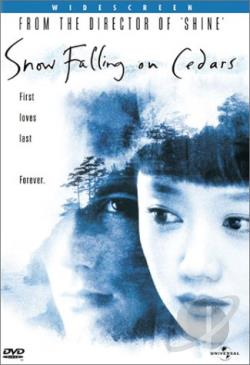 Snow Falling on Cedars DVD Cover Art