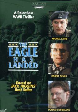 Eagle Has Landed DVD Cover Art