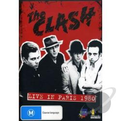 Live In Paris 1980 (Pal/Region 0) DVD Cover Art