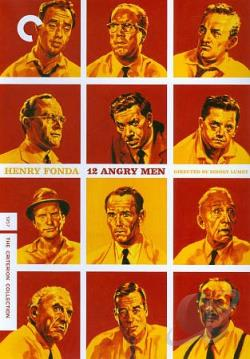 12 Angry Men DVD Cover Art