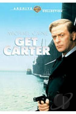 Get Carter DVD Cover Art