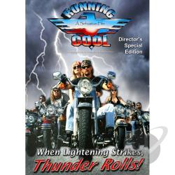 Running Cool DVD Cover Art