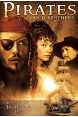 Pirates: Blood Brothers DVD Cover Art