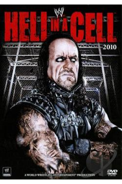 WWE: Hell in a Cell 2010 DVD Cover Art