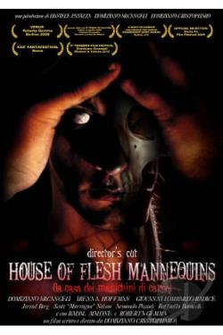 House of Flesh Mannequins DVD Cover Art