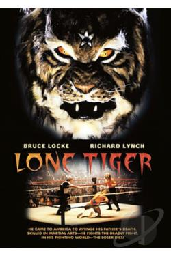 Lone Tiger DVD Cover Art