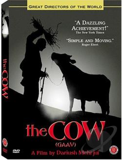 Cow DVD Cover Art