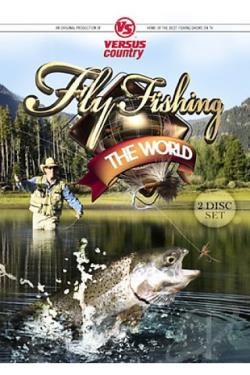 Fly Fishing - The World DVD Cover Art