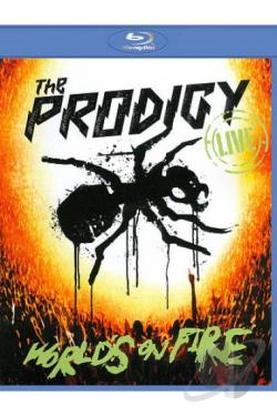 Prodigy: World's On Fire BRAY Cover Art