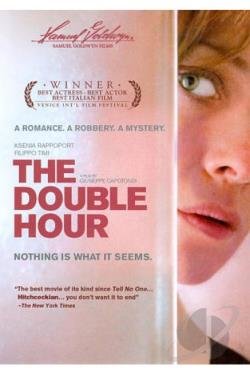 Double Hour DVD Cover Art