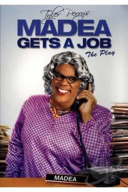 Tyler Perry's Madea Gets a Job DVD Cover Art