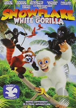 Snowflake, the White Gorilla DVD Cover Art