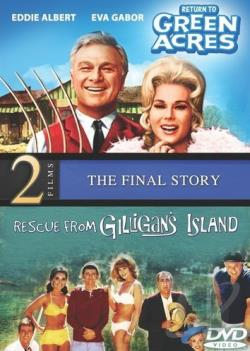 return to green acresrescue from gilligans island dvd movie