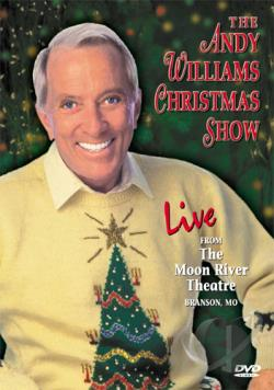 Andy Williams Christmas Show DVD Cover Art
