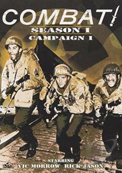 Combat! - Season 1: Campaign 1 DVD Cover Art