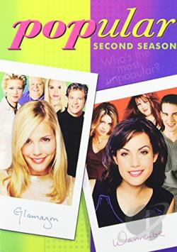 Popular - Season 2 DVD Cover Art